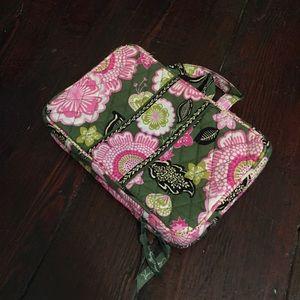 Vera Bradley   Iconic Hanging Travel Makeup Bag